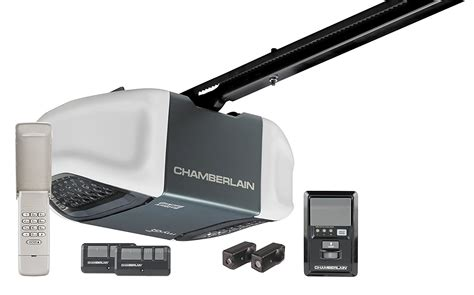 Chamberlains Garage Door Opener Chamberlain Wd962kev Whisper Drive Garage Door Opener With Myq Technology And Ebay