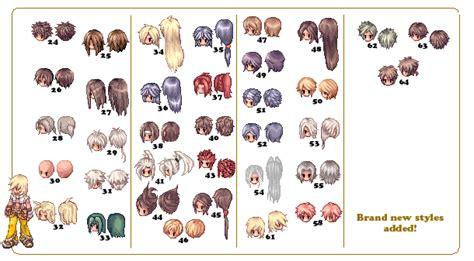 Posted Image Of Hair Color Change Ragnarok   dagpress.com