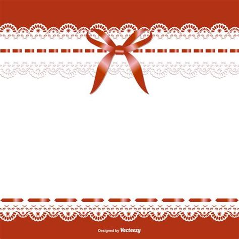 garter templates beautiful garter of template free vector