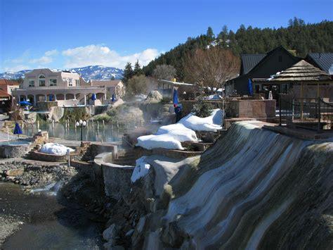 greats resorts colorado springs resorts  spas