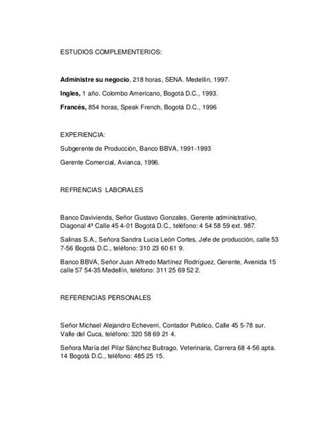 Modelocurriculum Net Modelos Carta Presentacion Hojas De Vida Y Cartas De Presentacion