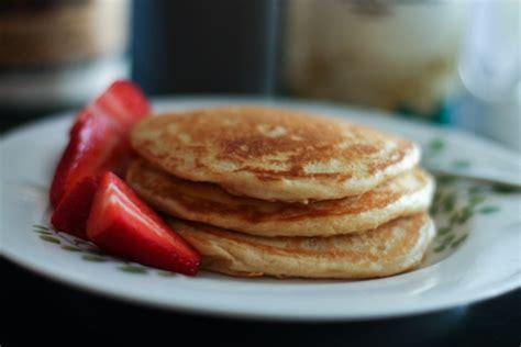 whole grain yogurt pancakes whole grain orange vanilla yogurt pancakes