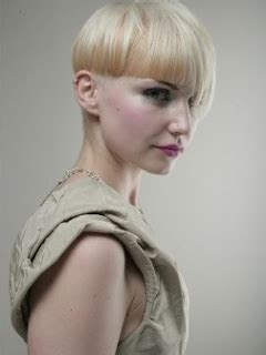easy care hairstyles middle aged bangs hairstyles 2012