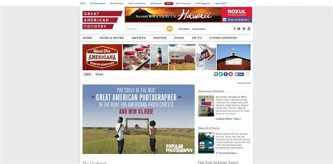 Www Greatamericancountry Com Sweepstakes - greatamericancountry com photohunt hunt for americana photo contest your