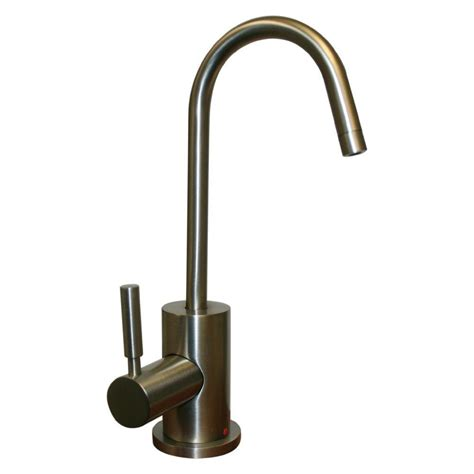 Water Dispenser Faucet delta traditional single handle water dispenser faucet in stainless 1914 ss dst the home depot