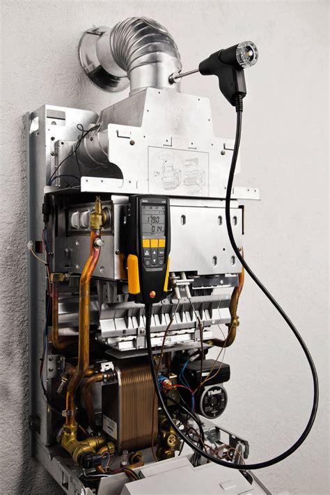 l testo lot complet testo 310 analyseur de combustion