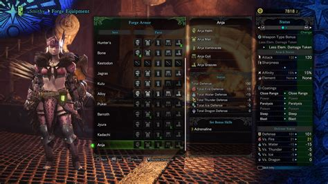 craft decorations monster hunter world crafting