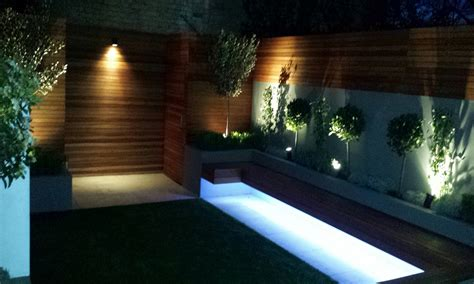 patio gardens design ideas led lighting ideas wall