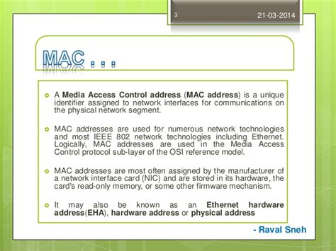 amac address change how to change mac address