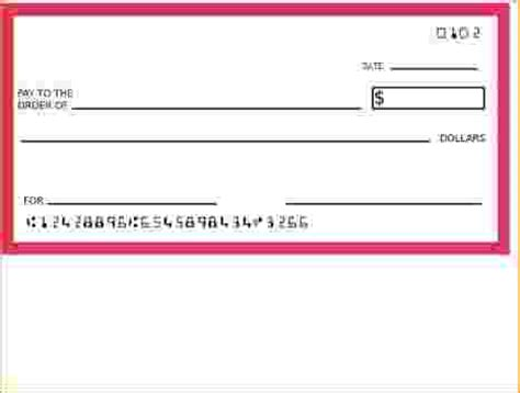 blank check templates for microsoft word 8 blank check templates for microsoft word pay stub template