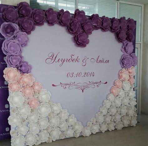 Wedding Day Flowers Ideas by Best 25 Backdrop Ideas Ideas On Diy Backdrop