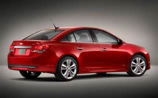 How Much Is A Chevrolet Cruze Chevroblog Chevrolet Cruze 2013 Lanzamiento