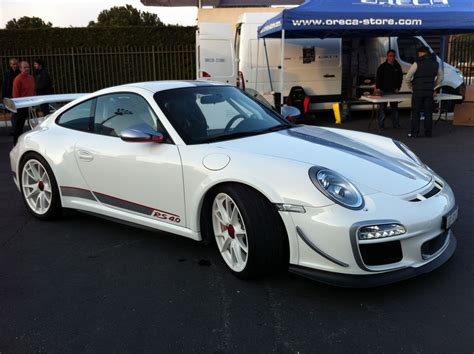 Porsche Gt3 Gebraucht by Used Porsche 911 Gt3 Rs 4 0 Priced At 380k Gtspirit