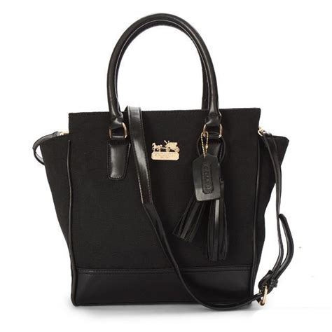 Coach Legacy In Signature B014 coach legacy in signature small black crossbody