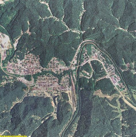 kentucky map johnson county 2012 johnson county kentucky aerial photography