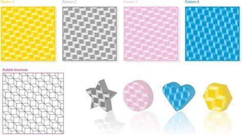 paste pattern into shape illustrator adobe illustrator 3d shapes free vector for free download