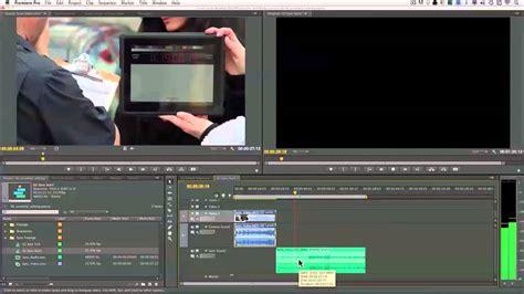 adobe premiere pro join clips merge clips workflow in adobe premiere pro youtube