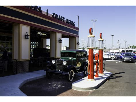 Ford Garage Brighton by Ford S Garage Opens To Praise From Patrons Ferndale Mi