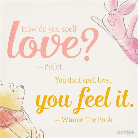 love themes in as you like it 9 winnie the pooh quotes