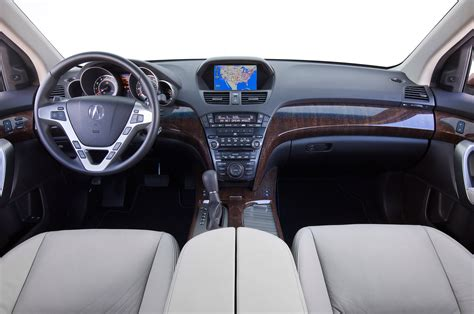 2013 Acura Mdx Interior 2013 acura mdx interior 205204 photo 8 trucktrend