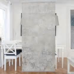 vorhänge als raumteiler funvit deko tipps wei 223 es wohnzimmer