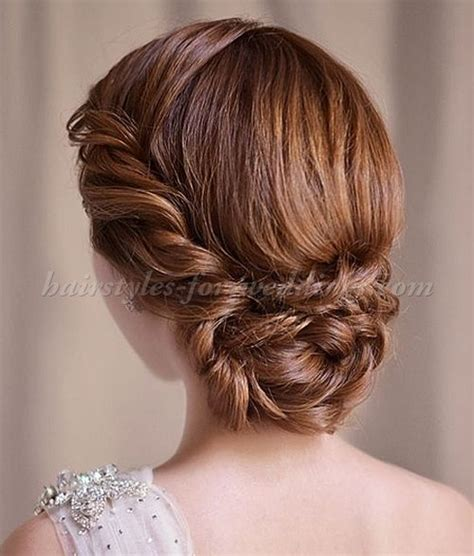 Wedding Hairstyles Bun Updo by Chignon Low Chignons Low Bun Hairstyles For Brides
