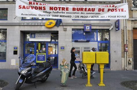 bureau de poste 3 aussi ferme ses bureaux de poste