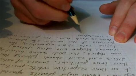 writing with pictures how asmr writing with a pencil youtube