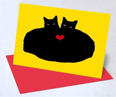 cards for cat and with cats the