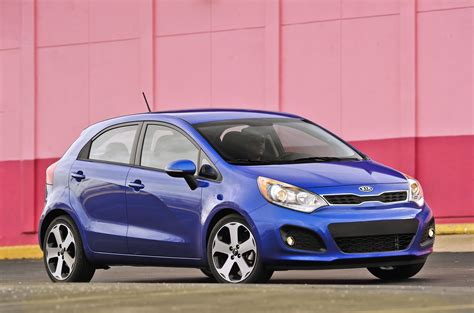 kia rio review kia rio sx 5 door wired