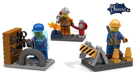 Lego Accecories Minifigure Mechanic Tools Set cuusoo of the week minifigure set brickultra