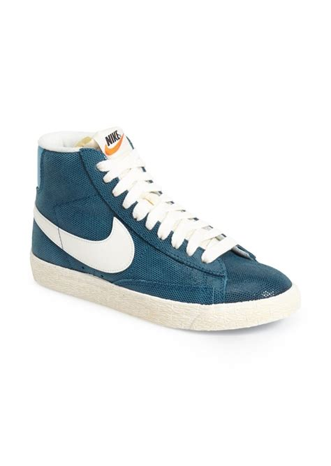 basketball high tops shoes nike nike blazer vintage high top basketball sneaker