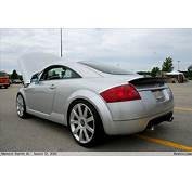 Silver Audi TT  BenLevycom
