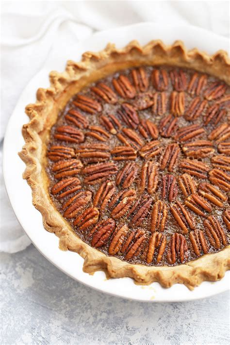 pecan pie   corn syrup  lovely life