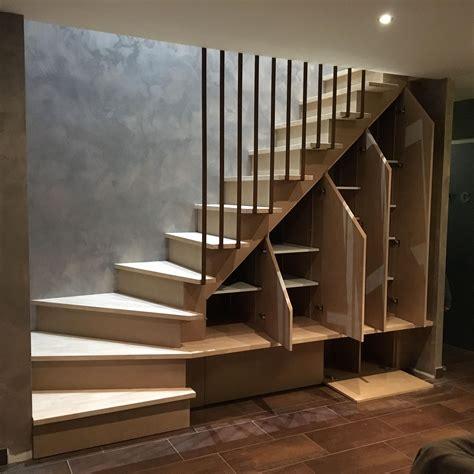 Lit Superposé Escalier Avec Rangement escalier pour mezzanine avec rangement en cherchant un