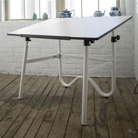 Alvin Onyx Drafting Table Alvin 30 Quot X 42 Quot Onyx Drafting Table Base Color Black Or White Onx42