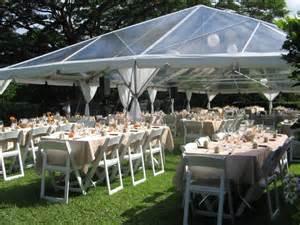 Backyard Wedding Oahu Oahu Wedding Reception Venue Kualoa Ranch