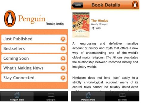 the that shook india publisher penguin books india books penguin books india launches their penguin mobile app
