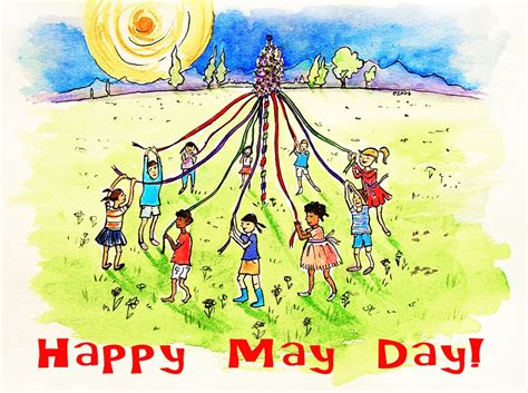 happy may day sandgate year 2