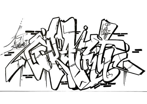 wildstyle graffiti drawing    clipartmag