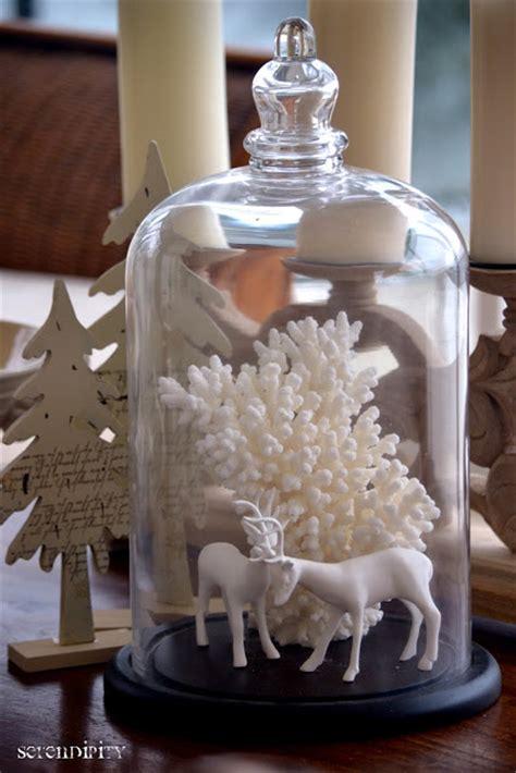 Beach Cottage Home Decor coastal cloche decor ideas sand and sisal