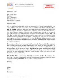 templates business letter exle business