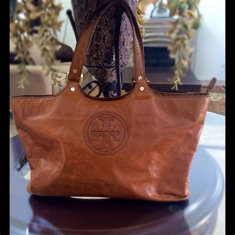 Tas Burch Original Burch Large Black 80 burch handbags sale authentic burch clayton tote from ika s closet on poshmark
