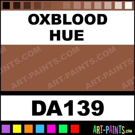 oxblood decoart acrylic paints da139 oxblood paint oxblood color americana decoart paint