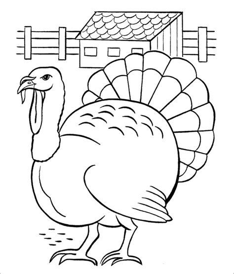 blank turkey template turkey template animal templates free premium templates