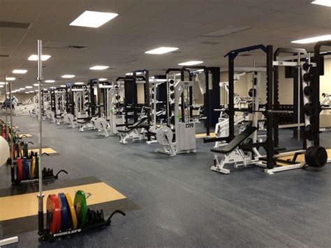 high school weight room allen high school weight room installation power lift