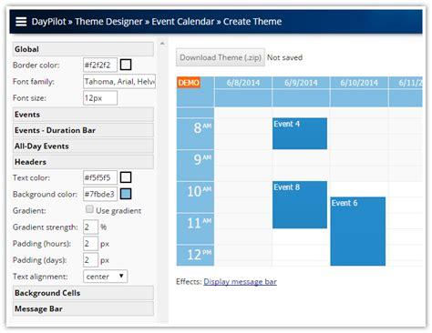 angularjs event calendarscheduler codeproject
