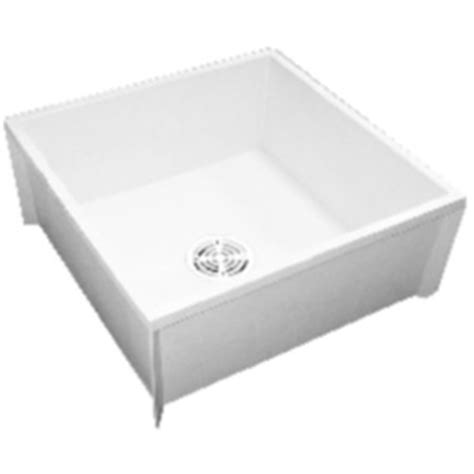 Commercial Mop Sinks pfmb2424s mop basin commercial sink white at shop ferguson
