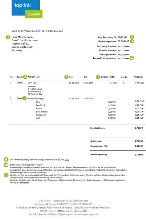 Rechnung Schreiben Schweiz Mwst ich habe fragen zu meiner rechnung toplink xpress