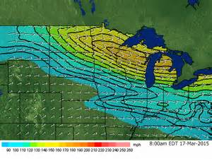 jet map for